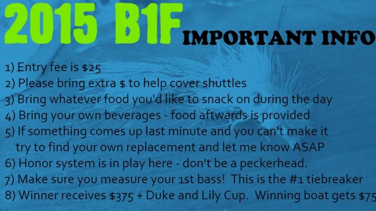 b1f important info