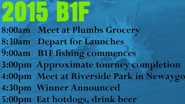 b1f schedule