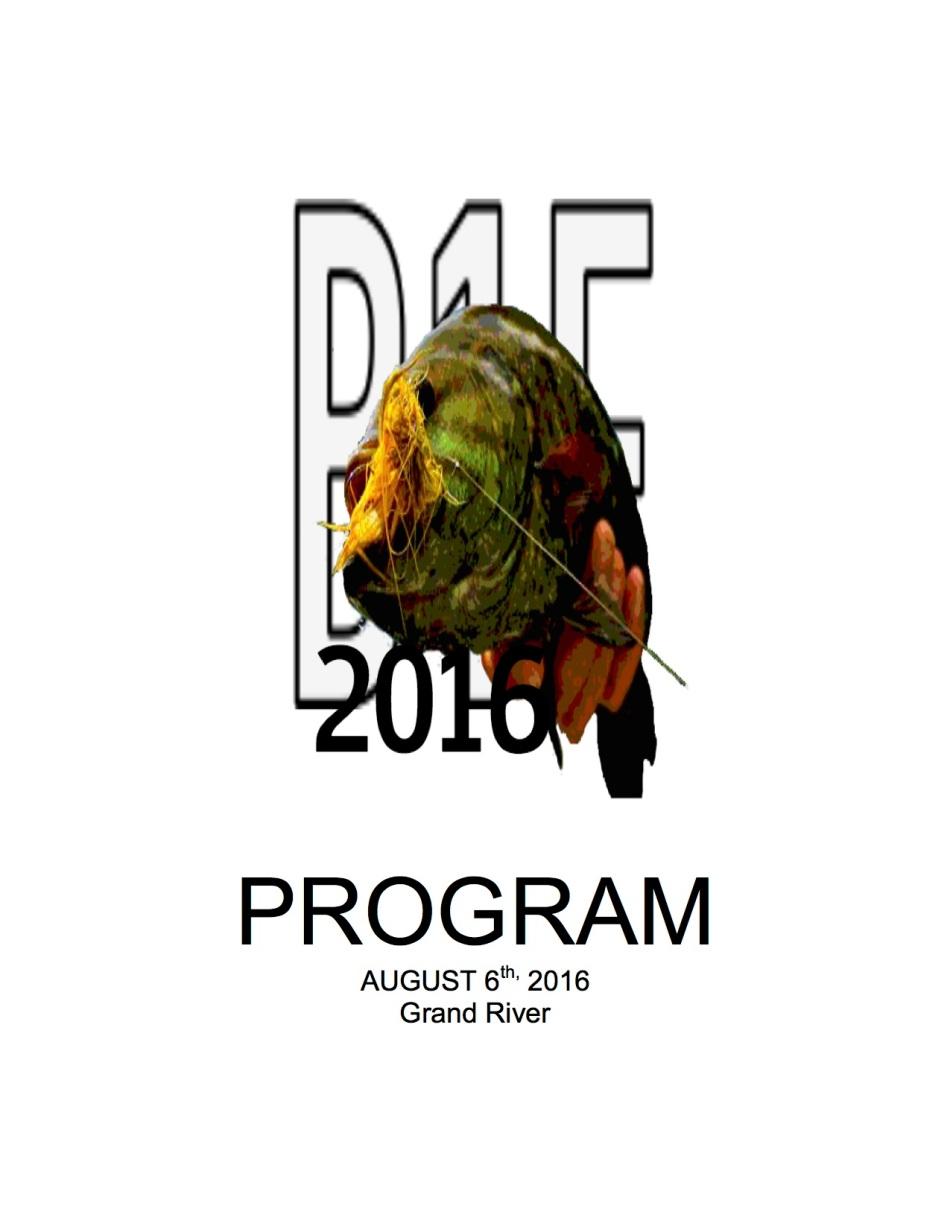2016 B1F Program